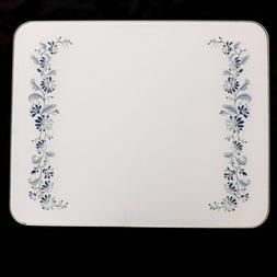 Corning Corelle Colonial Mist Counter Saver Tempered Glass C