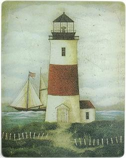 Vance 12 X 15 inch David's Lighthouse Surface Saver Tempered