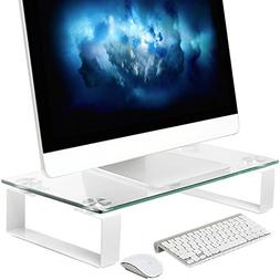Computer Monitor Riser Multi Media Desktop Stand