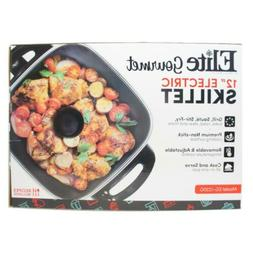 Elite Cuisine EG-1220G Maxi-Matic 12-Inch Non-Stick Electric