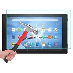 HYAIT Fire HD 10 Screen Protector Kindle Fire HD 10 inch Tab