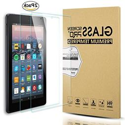 All-New Fire 7 Screen Protector,   Tempered Glass Screen Pr