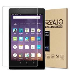 Amazon Kindle Fire HD 8 Screen Protector Tempered Glass Scre