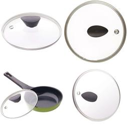 Frying Pan Lid Cooking Kitchen Cookware Pan Accessories Temp