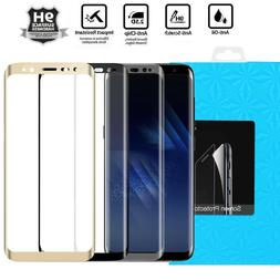 Full Cover Tempered Glass Screen Protector For Samsung Galax