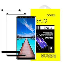 JEHOO Galaxy Note 8 Screen Protector,  Updated Version Tempe