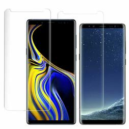 Galaxy Note 9 / Note 8 / S10e / S9/ S9+ / S8+ Tempered Glass