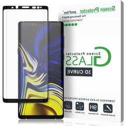Galaxy Note 9 Screen Protector Glass , amFilm Tempered Glass