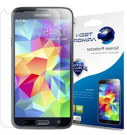 Galaxy S5 Screen Protector, Tech Armor High Definition HD-Cl