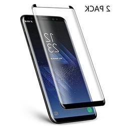 Galaxy S8 Plus Tempered Glass Screen Protector, Magicmoon P
