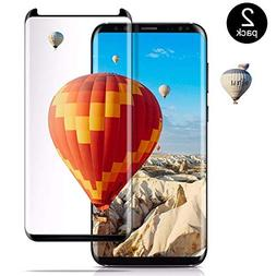 Galaxy S9 Tempered Glass Screen Protector, 3D Curved  9H Ha