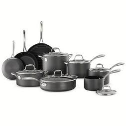 Kirkland Signature Hard Anodized Cookware Set 15 pc