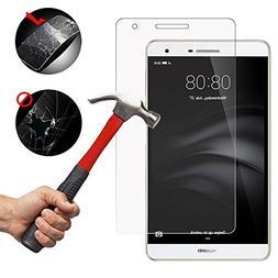 HYAIT Huawei MediaPad M2 7.0 Screen Protector, 9H Hardness A