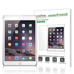 iPad Mini Glass Screen Protector, amFilm iPad Mini iPad Mini