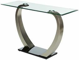 247SHOPATHOME IDF-4728S Sofa-Tables Chrome