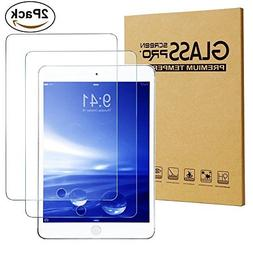 iPad Mini Screen Protector,  Sincase 2.5D Curved Edge HD Pre