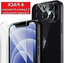 For iPhone 12 Pro Max Mini 11 Tempered Glass Screen Protecto