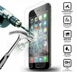 iPhone 6 6S 7 8 Plus X XS XR XS Max Tempered Glass Screen Pr