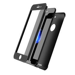 iPhone 7 Plus Case, NOHON Full Body  Ultra Slim/Thin Lightwe