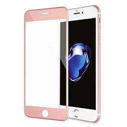 Betemp iPhone 8 Plus/iPhone 7 Plus 3D Full Coverage Tempered