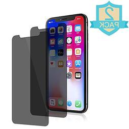 iPhone Xs/X Privacy Screen Protector Loopilops iPhone Xs/X