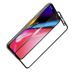 iPhone Xs/iPhone X Screen Protector,  Zebre Premium Tempered