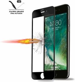 for iPhone SE 2020 8/7/6/6s Full Coverage Screen Protector T