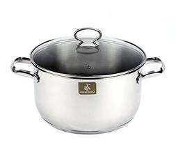 Excelife JBCH1124 JB Cookware Charment Stainless Steel Induc