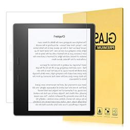 Kindle Oasis Screen Protector, iThrough Tempered Glass Scree
