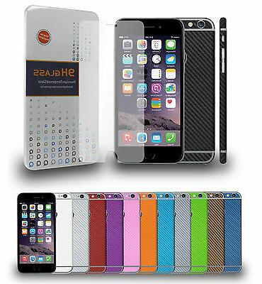 100% Genuine Tempered Glass for iPhone 6 & 6 Plus with Free
