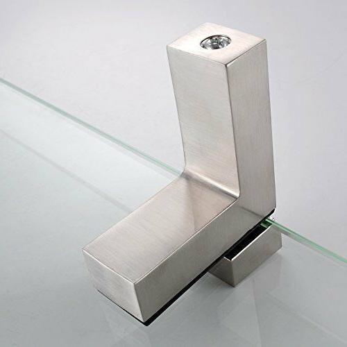 KES Glass Shelf Wall Mount Brus