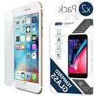 2 Pack For Apple iPhone 7 Plus Premium Tempered Glass Screen