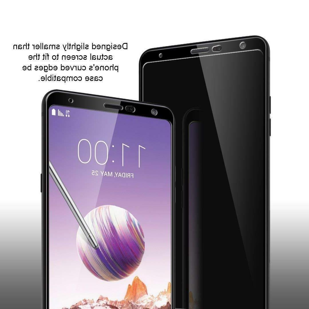 4 2018 Full Tempered Glass Protector -Black