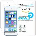 2 Pack Ipod Touch Glass Screen Protector Katin Tempered Appl