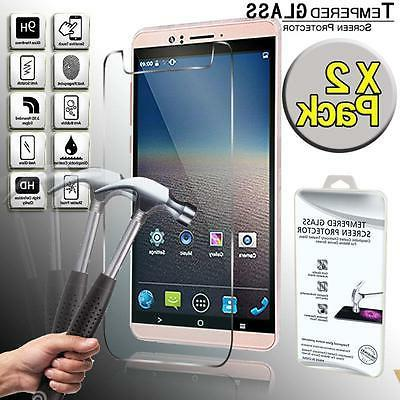 2 Pack Tempered Glass Screen Protector Cover For XGODY Y14