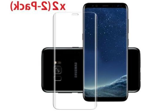 2-Pack Glass Protector Samsung Note 8 S7