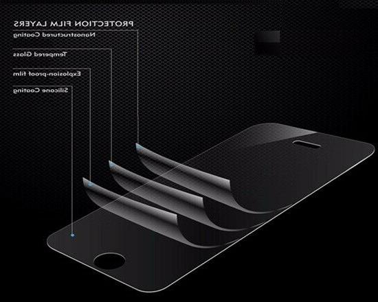 2-Pack Premium Tempered Glass Screen Protector
