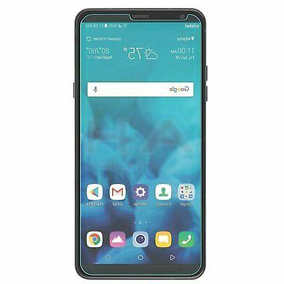 2 Pack Tempered LG 5 Stylo 5 Plus