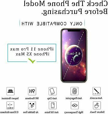 2-Pack Tempered Glass 8 Max