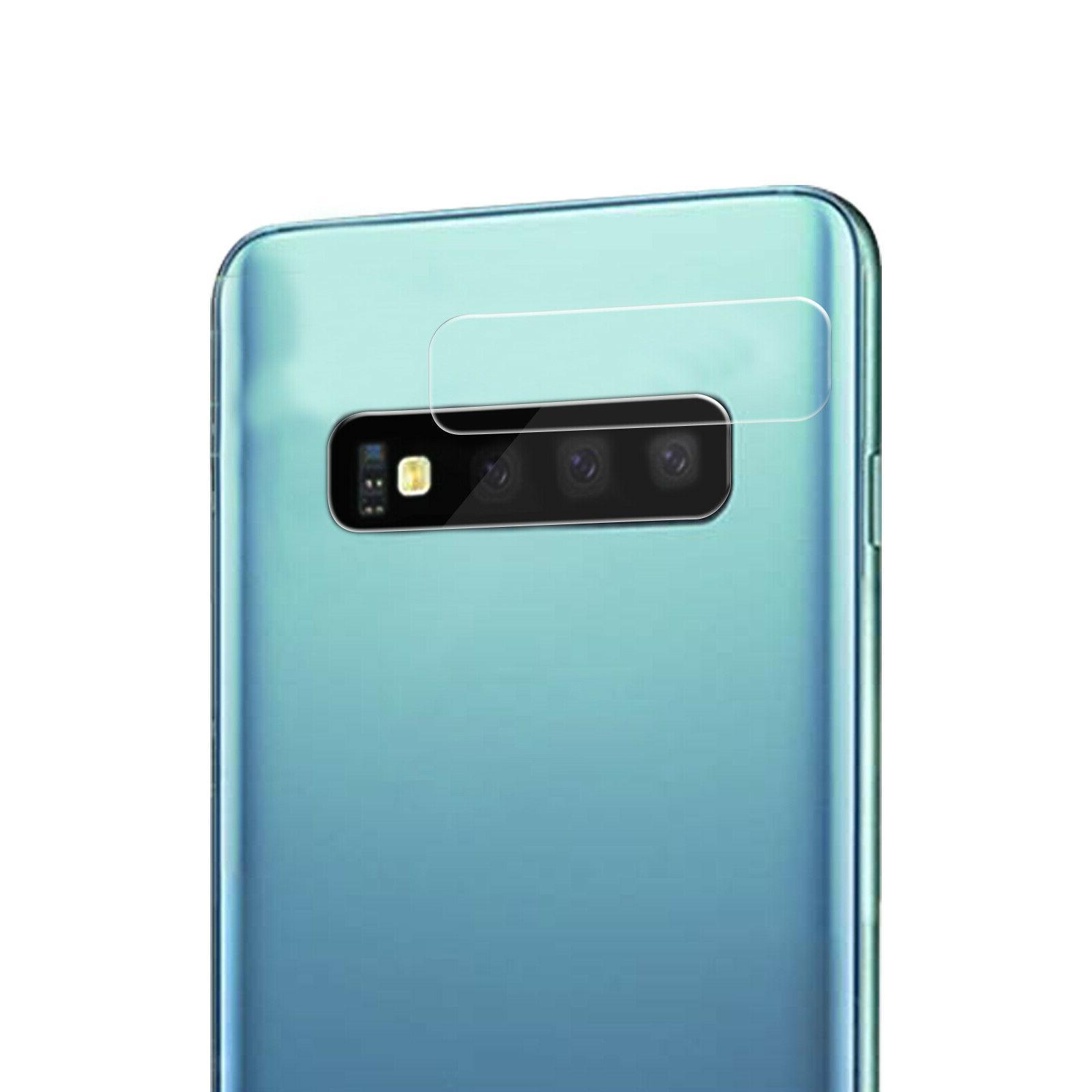 2 Tempered Glass Screen Protector Galaxy S10e Camera