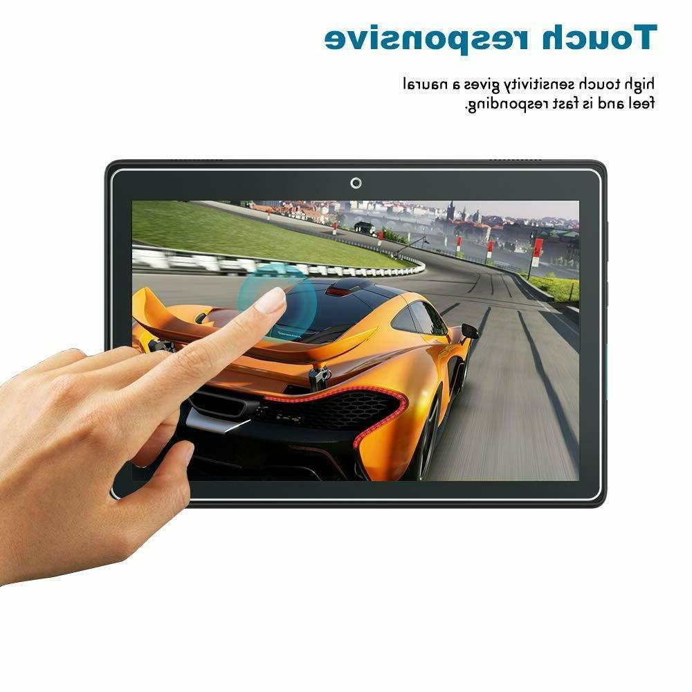 "2 protector Lenovo 10"", 7 inch tablet"