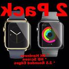 2PACK Tempered Glass For Apple Watch 42mm Series 1 2 3 S1 S2