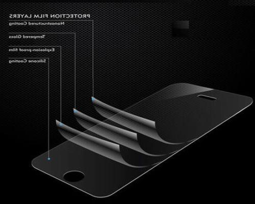 2Pack Glass Protector Galaxy J3 Emerge/Luna Pro