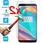 2Pcs 9H Premium Tempered Glass Screen Protector Film For One
