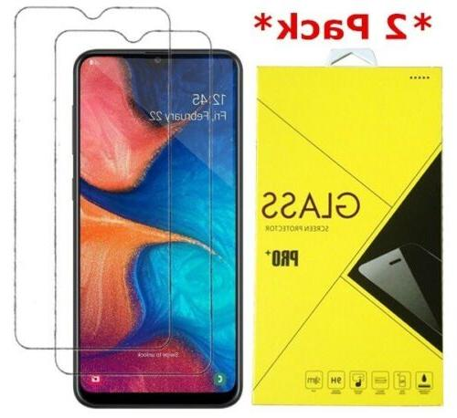 2pack premium tempered glass screen protector