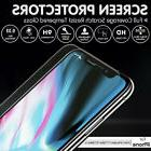 2x New Tempered Glass Screen Protector for Apple iPhone X 8