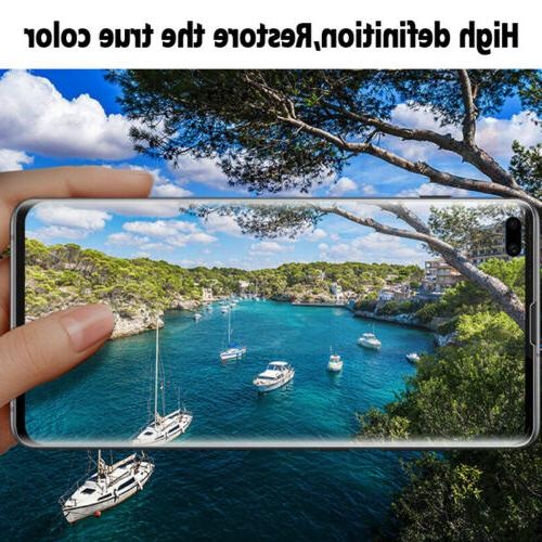 2x Samsung Galaxy S10 S10E S10 Plus Full Cover Protector