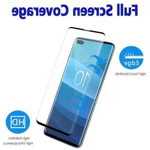 2x S10 S10E Plus Cover Glass Screen Protector