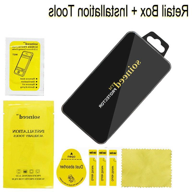 X & Tempered Screen Protector Saver