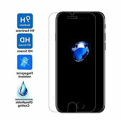 For Apple iPhone 9H Premium Tempered Screen Protector【2